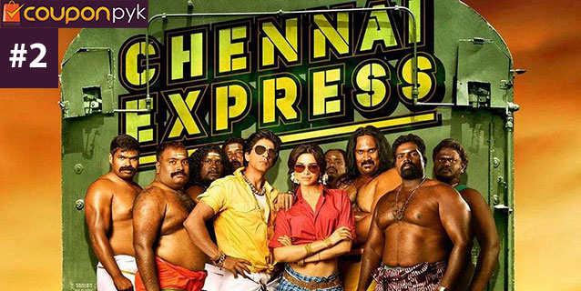 Chennai Express - No. 2 Highest Grossing Bollywood Movie of All Time